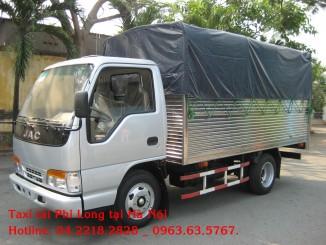 Cho thuê xe tải 1,4 tấn Phi Long tại Hà Nội