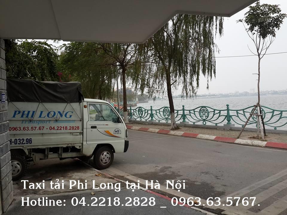 Dịch vụ cho thuê xe tải tại phố Võ Văn Dũng