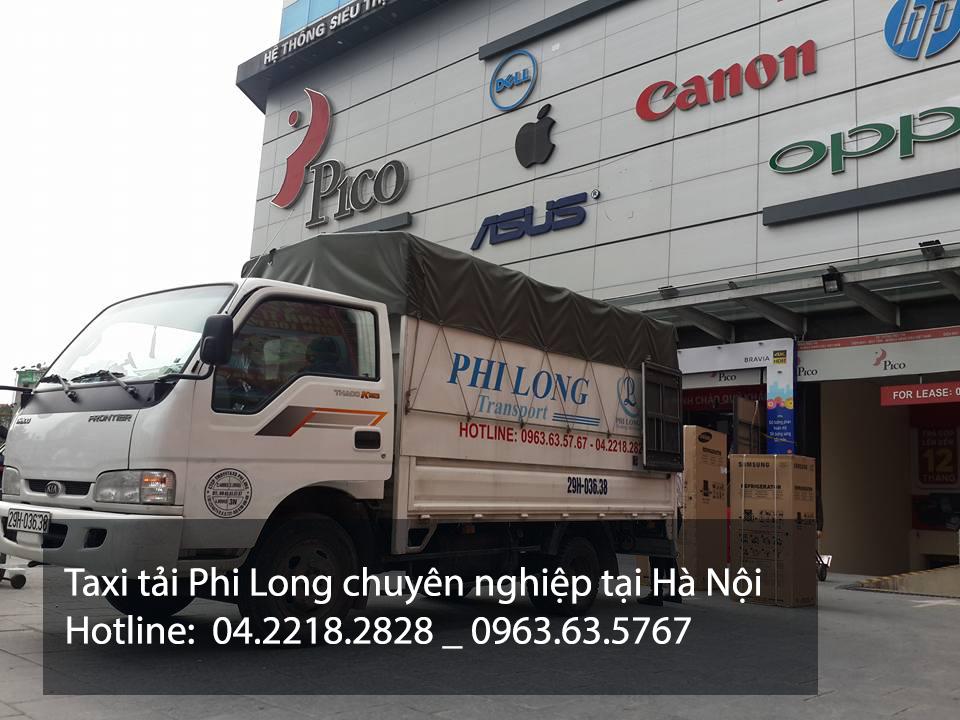 Taxi tải chở hàng hóa Phi Long