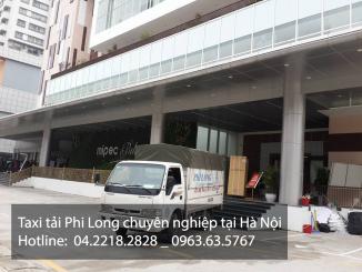 Cho thuê xe tải Taxi tải Phi Long tại phố Chính Kinh