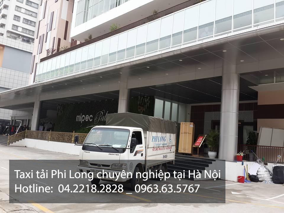 Hãng taxi tải Phi Long tại Hà Nội