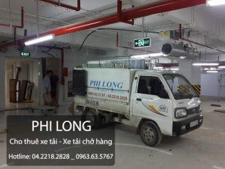 Phi Long cung cấp cho thuê xe tải giá rẻ tại phố Lê Lợi