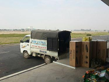Cho thuê xe tải giá rẻ chuyên nghiệp Phi Long Dịch vụ cho thuê xe tải tại phố Vũ Trọng Phụng