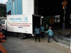 Cho thuê xe tải giá rẻ tại phố Nguyễn Hữu Thọ