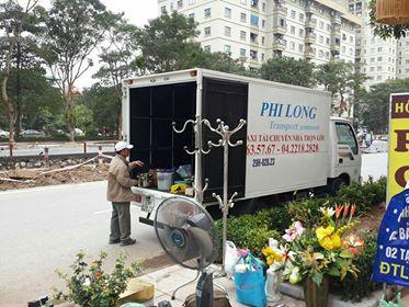 Dịch vụ cho thuê xe tải tại phố Trần Điền