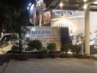 Công ty Phi Long chuyên cho thuê xe tải chuyển nhà tại phố Hoàng Văn Thái