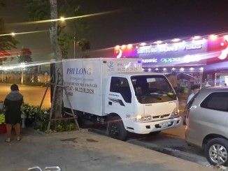 Công ty Phi Long cho thuê xe tải tại phố Bùi Xương Trạch
