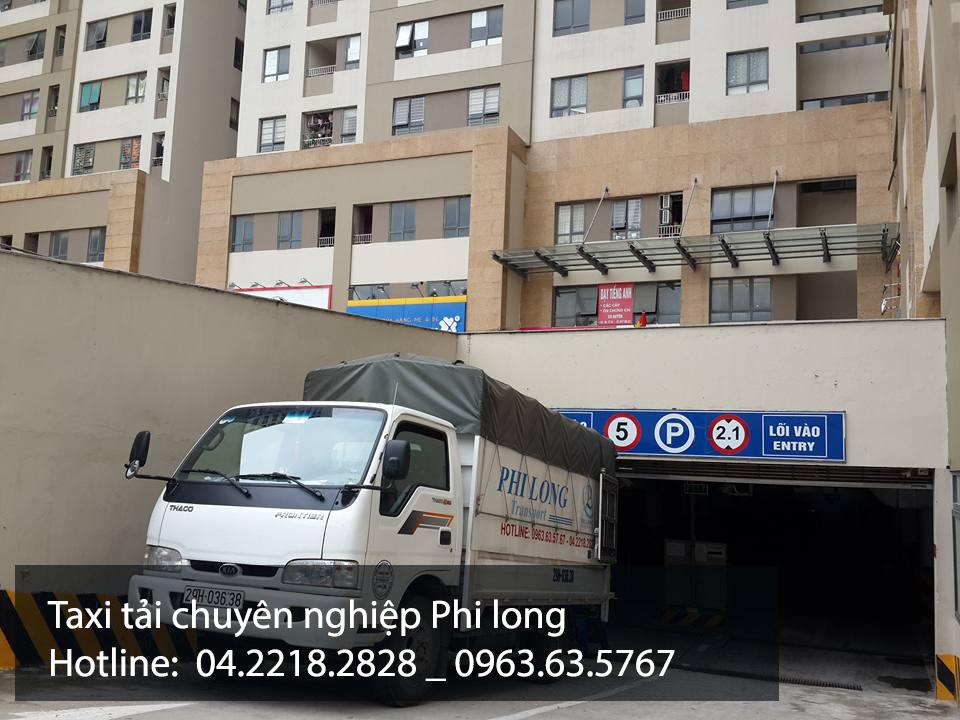 Cho thuê xe tải tại quận Hai Bà Trưng giá rẻ