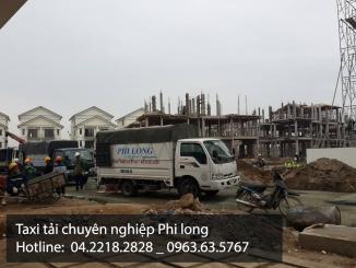 Công ty Phi Long cung cấp cho thuê xe tải tại quận Ba Đình