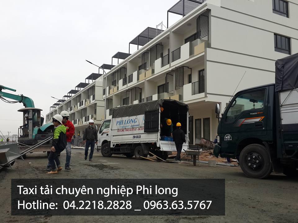 Cho thuê xe tải 1,4 tấn giá rẻ nhất tại Việt Nam-Phi Long