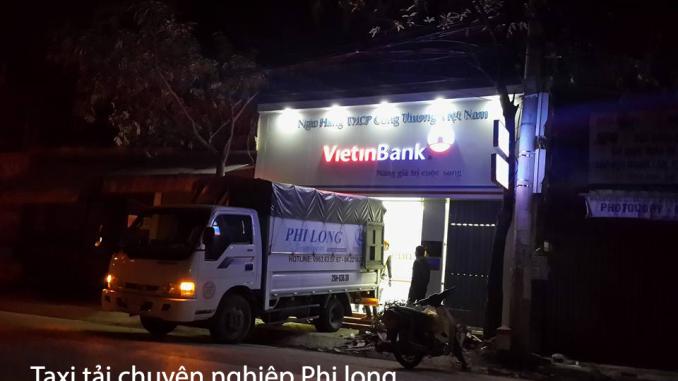 Cho thuê xe tải Phi Long 1,25 tấn