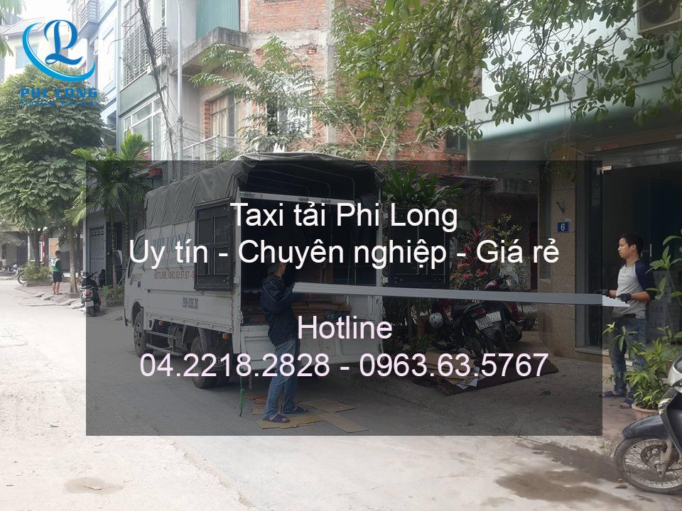 Vận tải Phi Long cho thuê xe tải tại phố Đại Kim