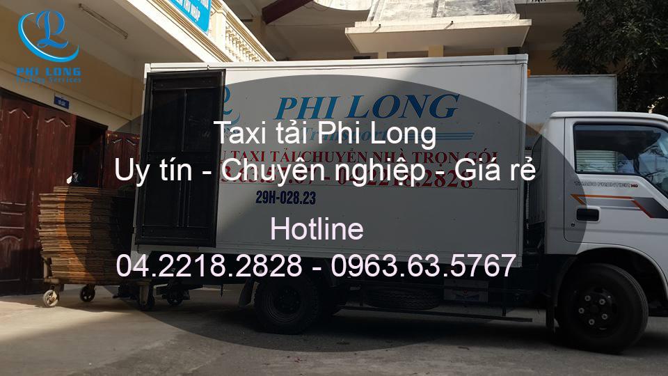 Cho thuê xe tải tại huyện Gia Lâm