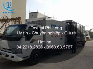 Dịch vụ cho thuê xe tải giá rẻ tại huyện Gia Lâm