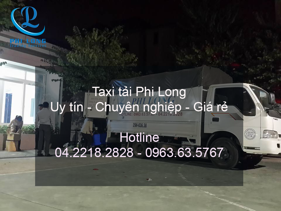 Cho thuê xe tải giá rẻ tại phố Đại Kim