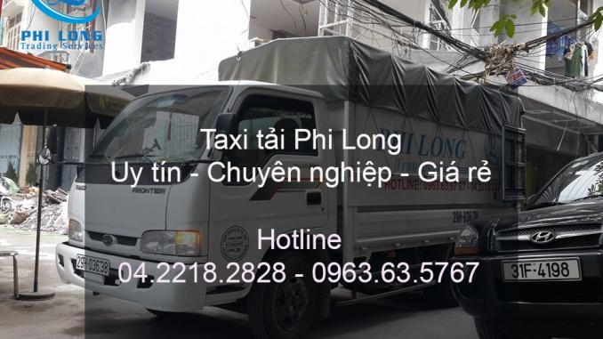 Phi Long cho thuê xe tải tại huyện Quốc Oai
