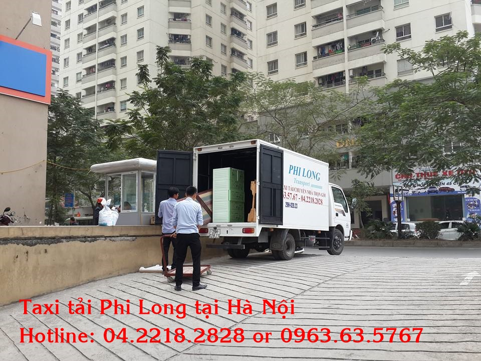 Cho thuê xe tải uy tín tại phố Chiến Thắng