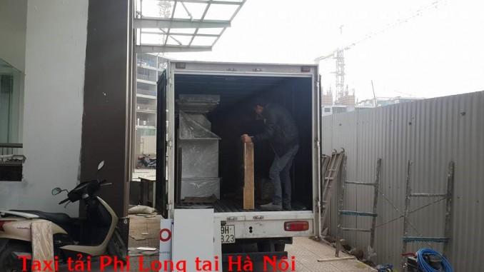 Công ty Phi Long cho thuê xe tải giá rẻ tại phố Nguyễn Trãi