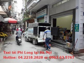 Dịch vụ taxi tải Phi Long tại phố Khương Trung