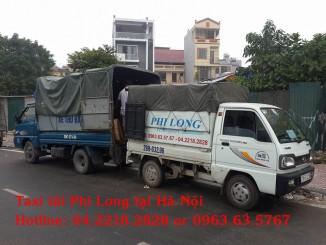 Dịch vụ cho thuê xe tải tại huyện Đan Phượng