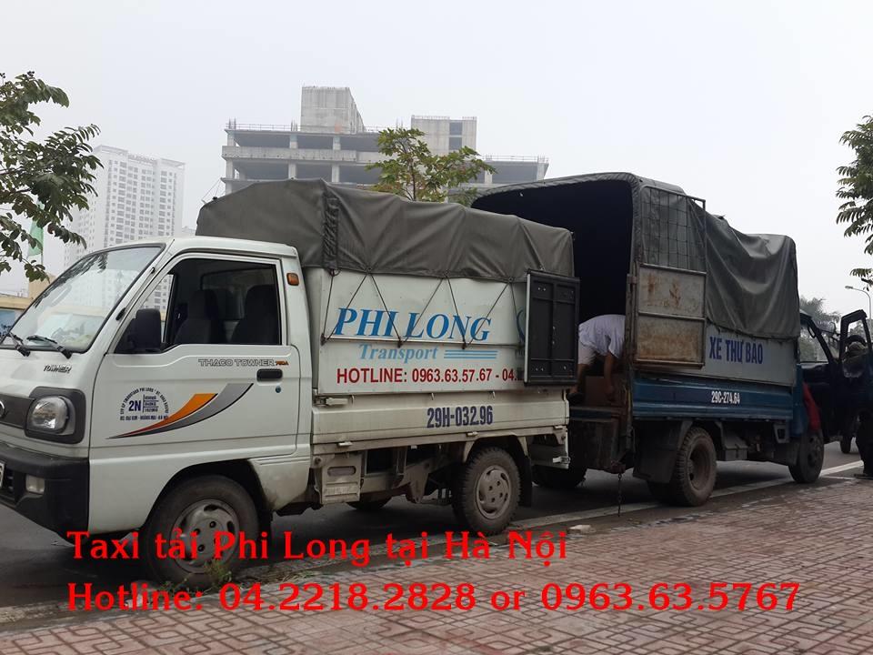 Phi Long nhận vận chuyển hàng hóa Hà Nội đi Sài Gòn