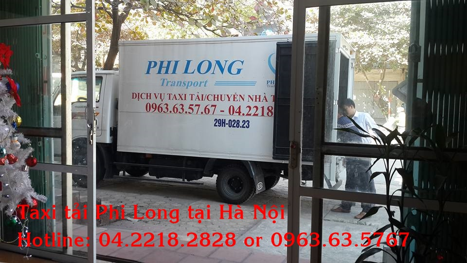 Dịch vụ cho thuê xe tải tại thị xã SƠn Tây của Phi Long