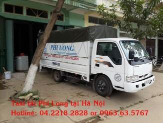 Phi Long chuyên cho thuê xe tải Dịch vụ cho thuê xe tải Cho thuê xe tải tại phố Vũ Tông Phan