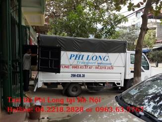 Phi Long hãng cho thuê xe tải chuyên nghiệp tại Hồ Đắc Di