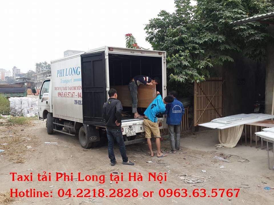 Cho thuê xe tải giá rẻ tại huyện Đan Phượng