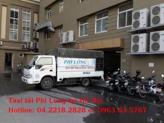 Dịch vụ cho thuê xe tải giá bình dân tại quận Long Biên