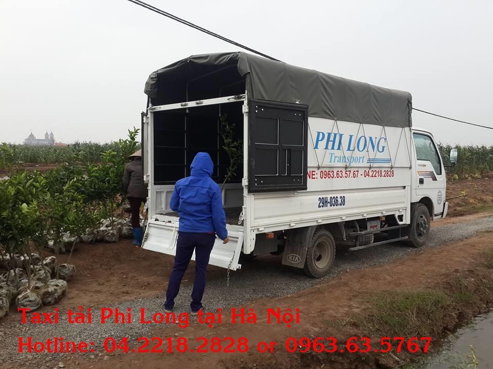 Dịch vụ cho thuê xe tải chuyên nghiệp tại phố Nguyễn Ngọc Nại