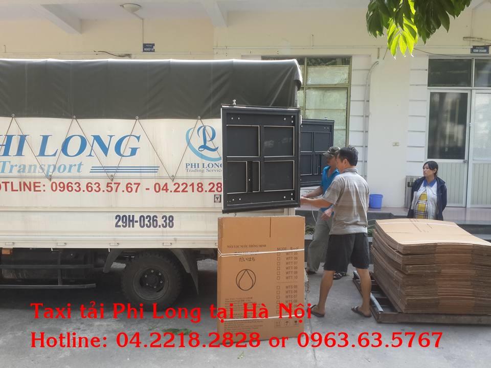 Cho thuê xe tải giá rẻ tại phố Khương Trung