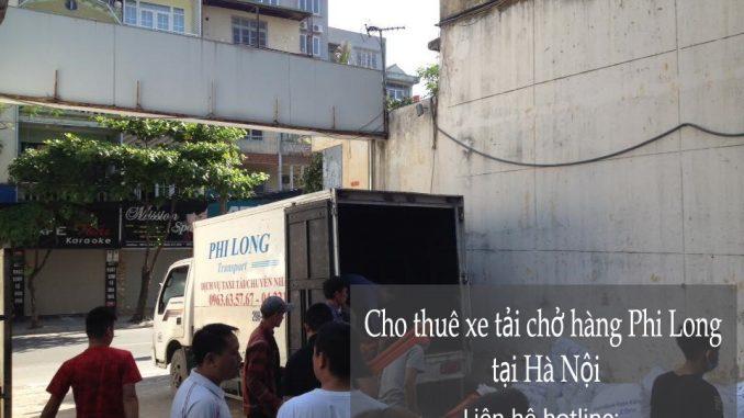 Dịch vụ taxi tải Hà Nội tại đường Võ Nguyên Giáp