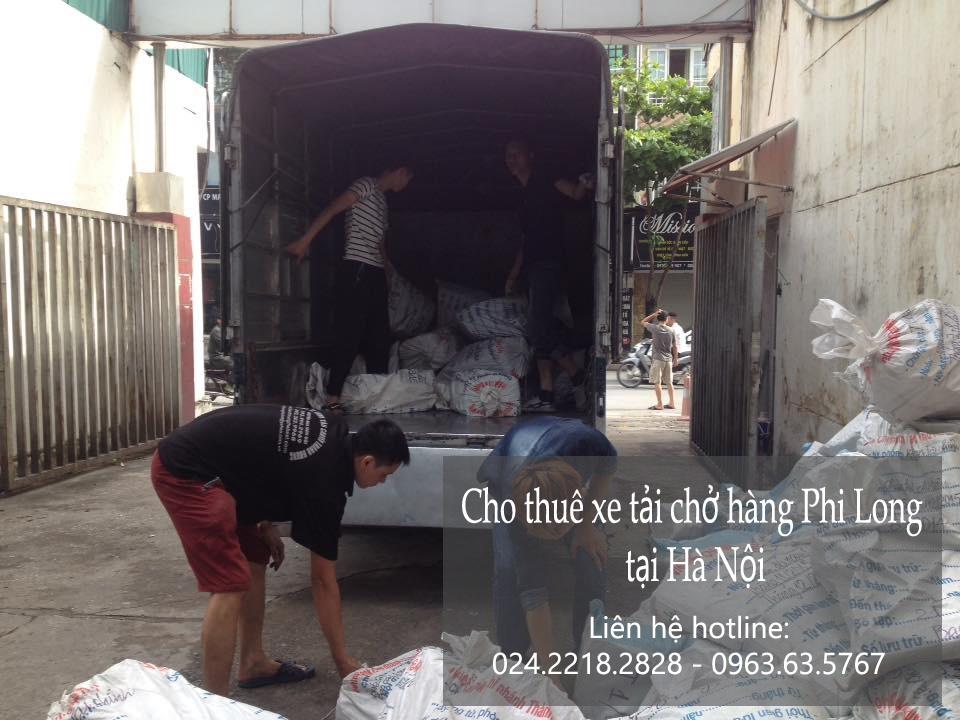 Dịch vụ taxi tải Hà Nội tại đường Gia Lương