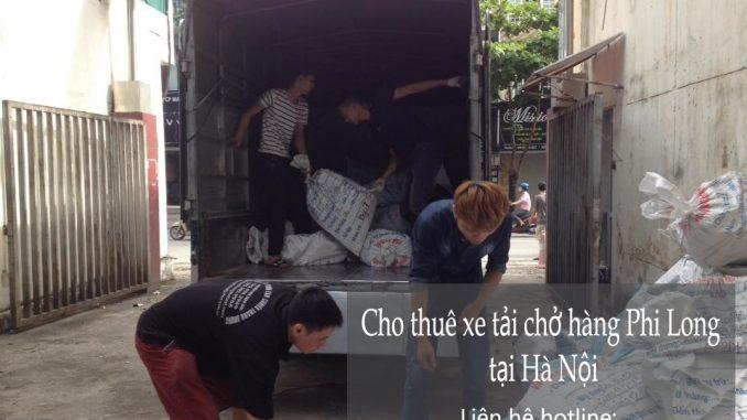 Taxi tải Hà Nội tại phố Nam Cao