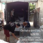 Taxi tải Hà Nội tại phố Việt Hưng