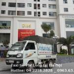 Phi Long cho thuê xe tải chuyển nhà giá rẻ tại đường Trần Phú