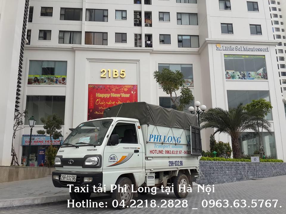 Taxi tải Phi Long đi tỉnh