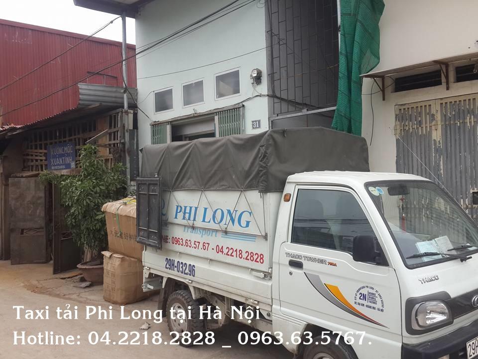Cho thuê xe tải tại quận Ba Đình