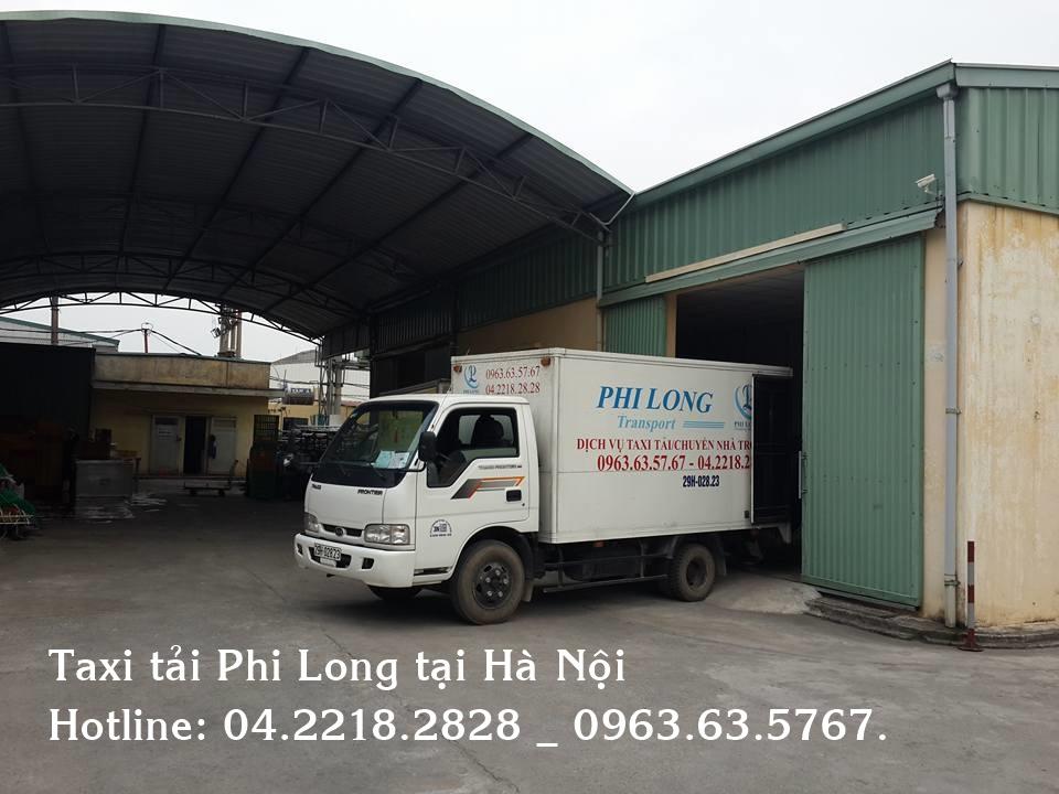 Cho thuê xe tải tại đường Trần Phú