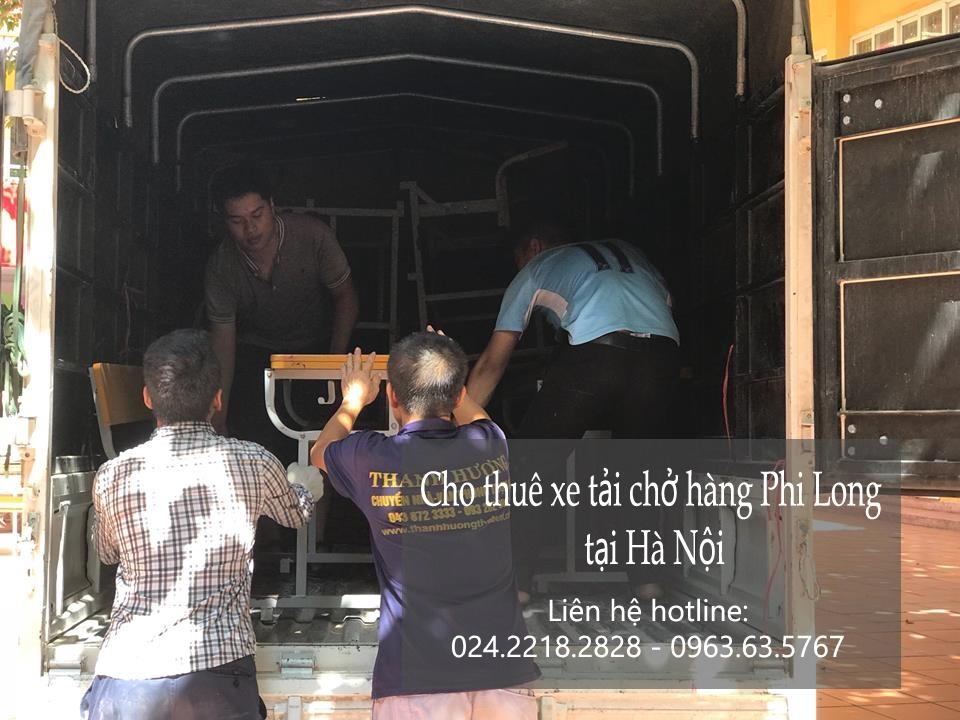 Taxi tải Hà Nội tại phố Hàng Bạc