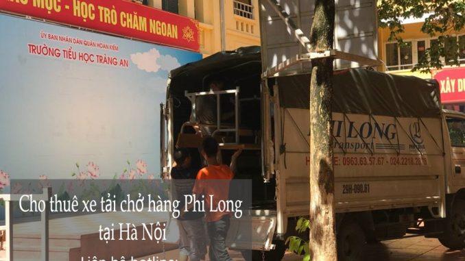 Taxi tải giá rẻ tại phố Nguyễn Hữu Huân
