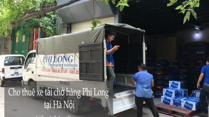 Taxi tải Hà Nội tại phố Nguyễn Chí Thanh