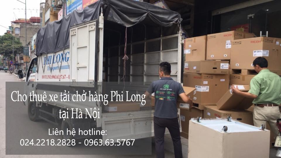 Taxi tải Hà Nội tại phố Tố Hữu 2019