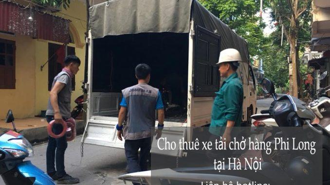 Dịch vụ taxi tải Hà Nội tại phố Nguyễn Cơ Thạch