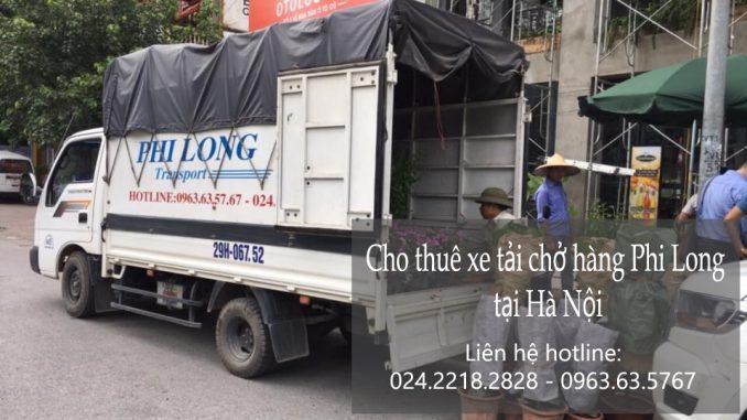 Dịch vụ taxi tải Hà Nội tại phường Thành Công