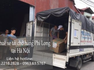 Dịch vụ taxi tải Hà Nội tại phố Vũ Hữu 2019