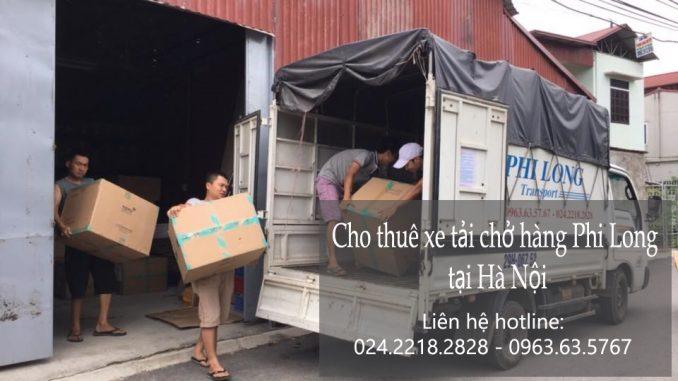 Dịch vụ taxi tải Hà Nội tại phố Vũ Tông Phan
