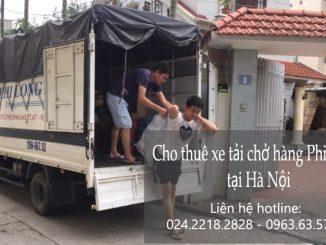 Dịch vụ taxi tải Hà Nội tại đường Duy Tân
