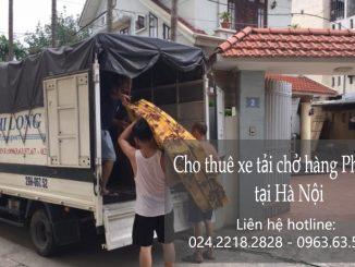 Dịch vụ taxi tải Hà Nội tại phố Kim Hoa 2019